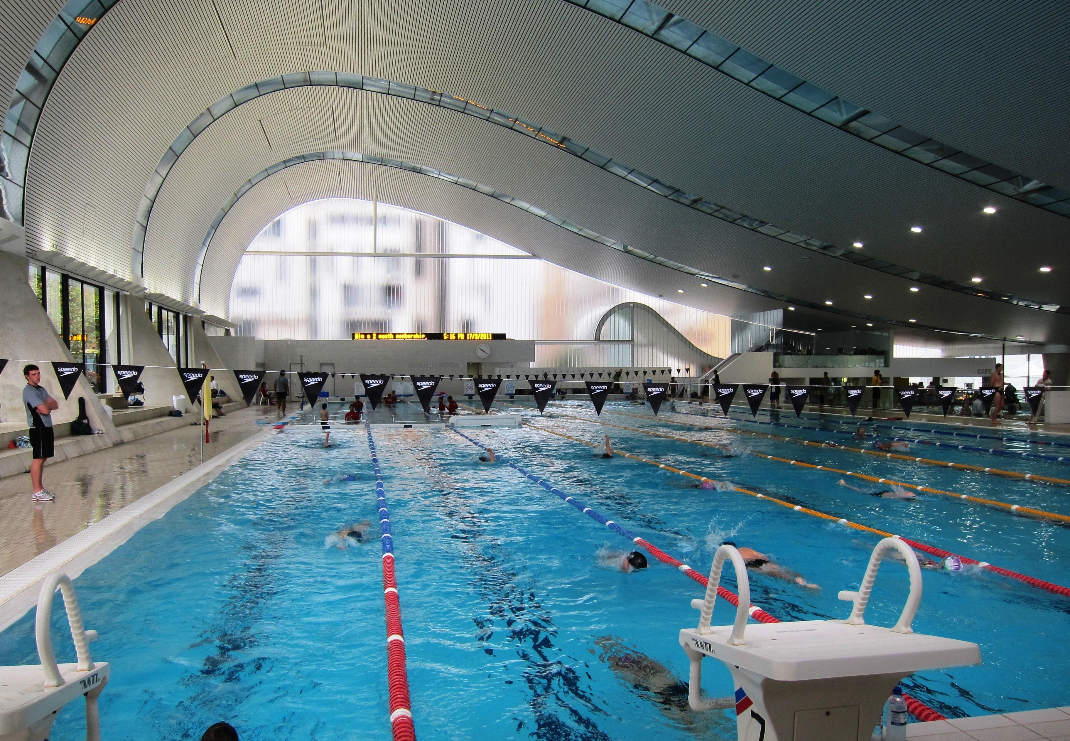 Sydney carnet de bord des bouts du monde - Horaire piscine olympique ...